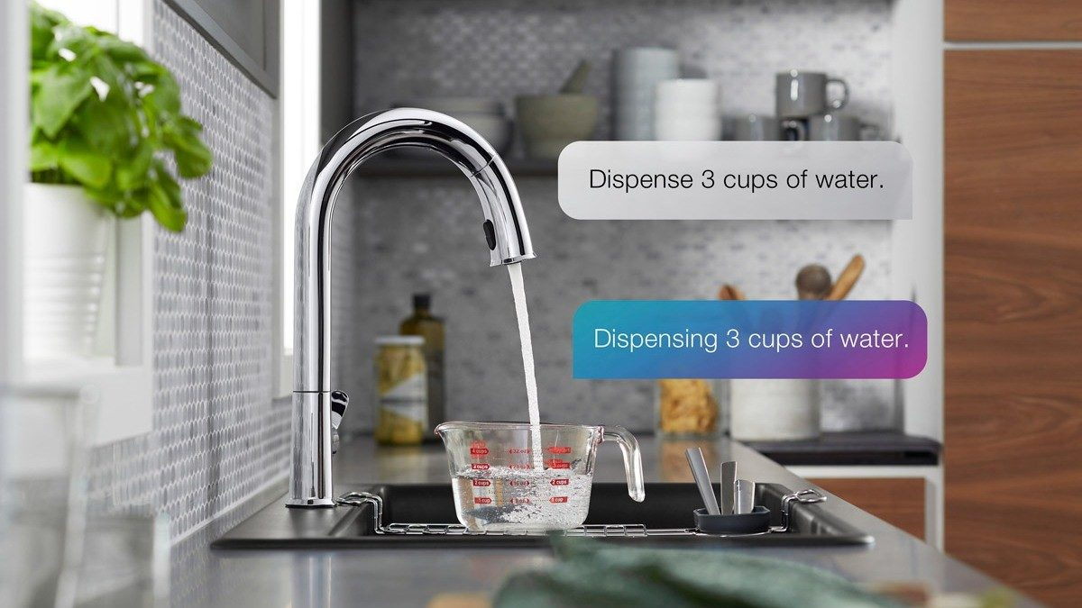 KOHLER's New Sensate® Voice-Activated Faucet: Is It Right For You?